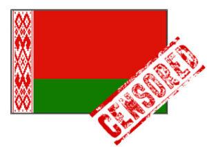 La Bielorussia ha messo il bavaglio al web