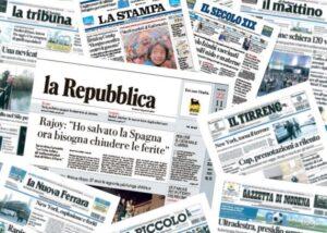 Cessione testate Gedi, Fnsi e Assostampa: «Chiarezza su progetti e tutela occupazione»