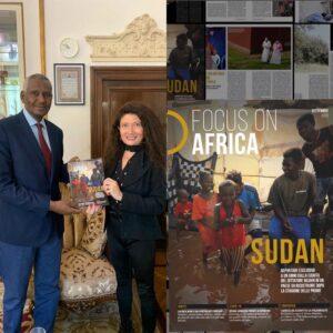 Editoria, torna sul cartaceo Focus on Africa, magazine che racconta il continente africano