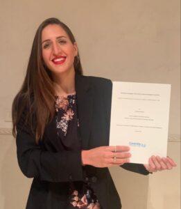 """""""Imbavagliati"""": redatta una tesi di laurea in Inghilterra ispirata al Festival Internazionale di Giornalismo civile di Napoli"""