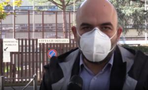 """Riparte il processo per le minacce dei Casalesi, Roberto Saviano: """"Si riapre una ferita immensa"""""""