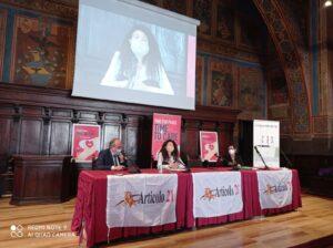 Le parole per raccontare l'Europa: una Carta della libertà d'informazione scritta a Perugia
