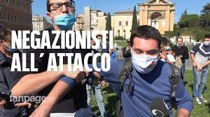 Solidarietà al collega di Fanpage Saverio Tommasi