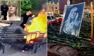 Irina Slavina: se una giornalista decide di darsi fuoco