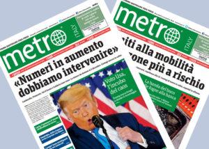 Metro, la redazione si mobilita contro il licenziamento di una collega. Affidati al Cdr 5 giorni di sciopero