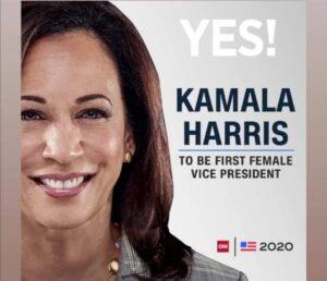 Kamala Harris: il nuovo che spiazza