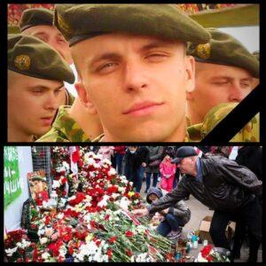 La Bielorussia è in lutto per la morte di Roman Bondarenko