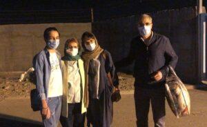Iran: libertá temporanea per Nasrin Sotoudeh