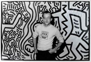 """Lo schermo dell'arte. """"Keith Haring: Street Art Boy"""", una vita brevissima e intensa"""