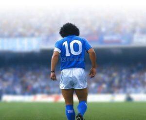 L'immaginario popolare nel mito di Maradona