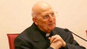 L'Italia ha perso un grande, padre Bartolomeo Sorge