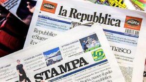Blitz anarchico contro Stampa e Repubblica Torino. Fnsi al fianco dei colleghi