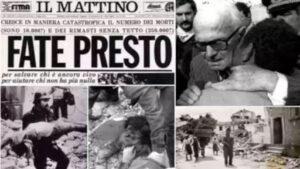 1980: quando l'Irpinia crollò