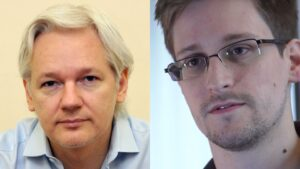 Snowden, Assange, la sorveglianza globale e l'informazione scomoda