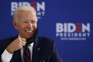 La cometa Joe Biden nel cielo americano