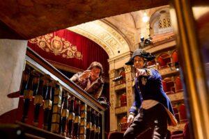 'Il barbiere di Siviglia' al Teatro dell'Opera di Roma. Quando Rossini gioca col Covid