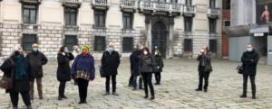 """Informazione e Covid, Giulietti a Venezia: """"In prima linea contro il virus dell'intolleranza e dei bavagli"""""""