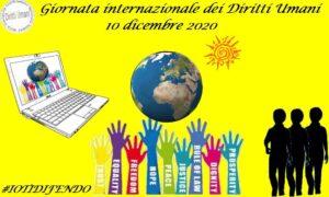#Iotidifendo. Il 10 dicembre per i diritti umani nel mondo