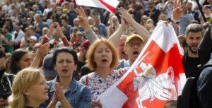 Quest'anno i bielorussi si sono sentiti un'unica grande famiglia