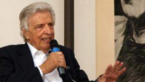 90 anni di Furio Colombo, capace ancora di meravigliare e meravigliarsi