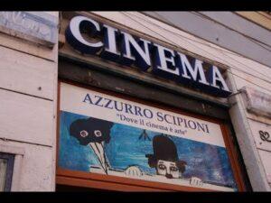 Il cinema Azzurro Scipioni non deve chiudere