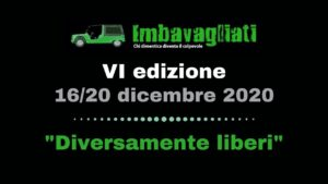 Lunedì 14 dicembre presentazione VI edizione Imbavagliati