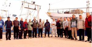 Liberi finalmente i nostri pescatori