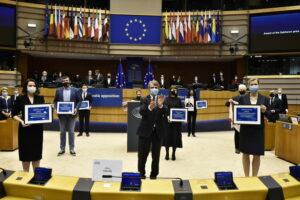 Bielorussia Premio Sakharov: vince la libertà