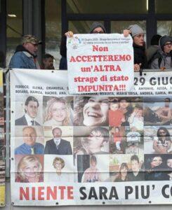 Strage Viareggio. Il 4 gennaio iniziativa prima della sentenza di Cassazione