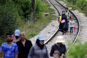 Migranti torturati lungo la rotta balcanica