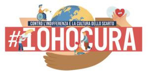 """Papa Francesco: """"Incoraggio tutti a diventare profeti e testimoni della cultura della cura"""""""