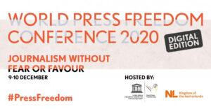 #PressFreedom – Al via oggi la World press freedom conference dell'Unesco