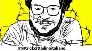 """""""Cittadinanza Italiana onoraria a Patrick Zaki"""". La petizione su Change.org"""
