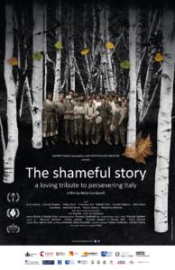 """La storia vergognosa"" Miglior Film Straniero 2020"