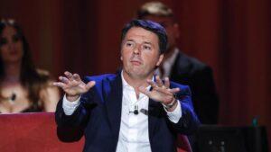 Renzi rimette un piede nella maggioranza