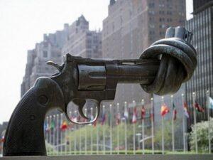 Trattato sulla Proibizione delle Armi Nucleari. Oggi entra in vigore ! L'appello Di Francesco Rocca (CRI)