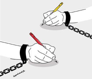 No al carcere per i giornalisti che hanno difeso il diritto di informazione