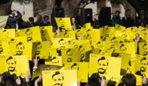 5 anni senza Giulio Regeni, Giulietti a Fiumicello: «La scorta mediatica va avanti»