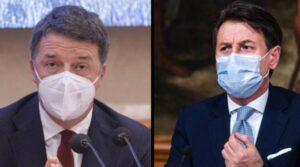 Conte sgambettato dall'effimero Renzi