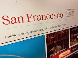 Editoria: centenario Rivista San Francesco. 24 gennaio in diretta streaming
