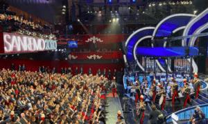 Il Giappone rinuncia alle Olimpiadi e l'Italia non rinuncia al pubblico a Sanremo