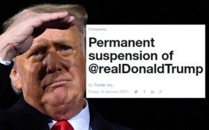 Dalla brace alla padella: il triste caso dei social e di Trump