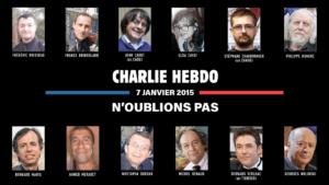 7 Gennaio: per non dimenticare il massacro di Charlie Hebdo