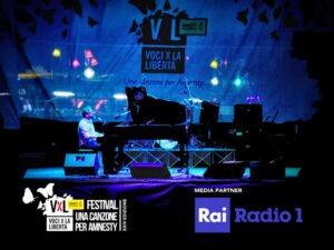 """Musica: al via """"Voci per la libertà – Una canzone per Amnesty"""" 2021 con Rai Radio 1 media partner"""