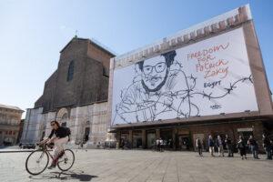 Patrick Zaki è cittadino onorario di Bologna
