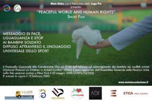 12 febbraio Giornata Internazionale contro l'uso dei Bambini Soldato