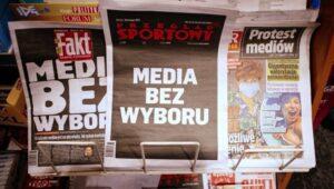"""""""Il giornalismo libero sta lentamente morendo in Polonia"""""""