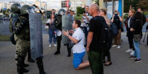 Cronaca delle repressioni in Bielorussia