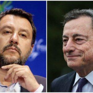 Dal governo Draghi 'schiaffo' a Salvini