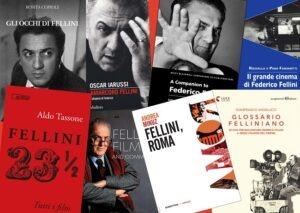 Fellini calls: la risacca dei libri del centenario